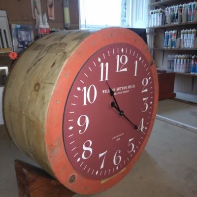 Floor standing clock