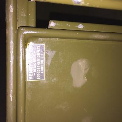 Henry&co ltd steal lockable vintage chests