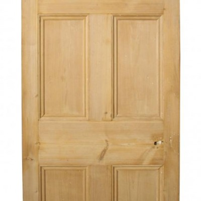 Georgian six panel pine door