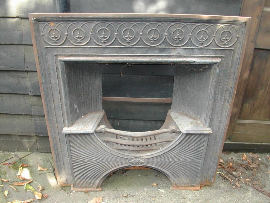 Pair of Thomas Elsley fireplaces.