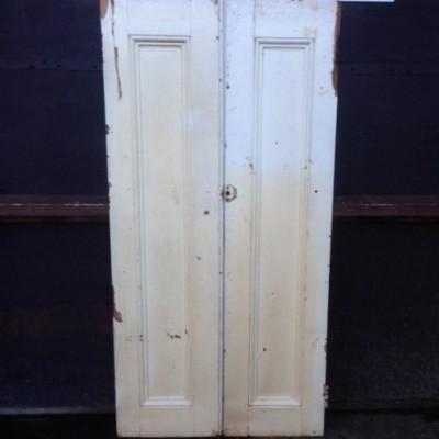 """Antique Window Shutters - 27.5"""" x 56.5"""""""