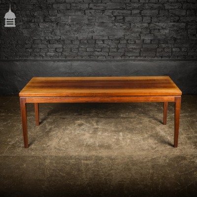 Stunning Mid Century Rosewood Coffee Table