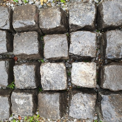 "Reclaim Victorian 4"" by 4"" Granite Setts"