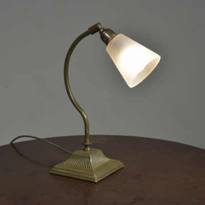 Swan Necked Table Lamp