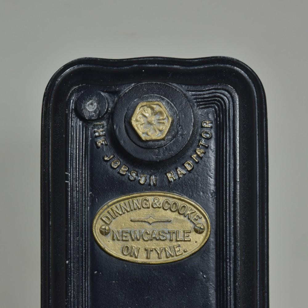 Jobson Antique Cast Iron Radiator