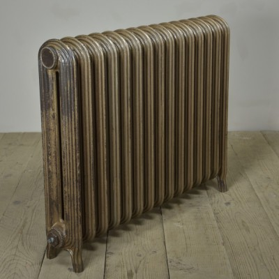 Fluted Antique Cast Iron Radiator
