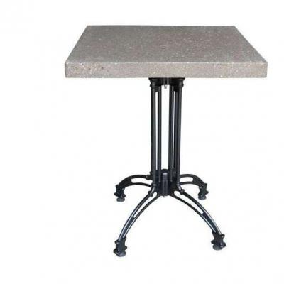 Hand Polished Concrete Restaurant or Pub Table