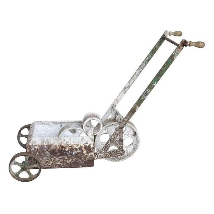 Antique Original Cricket Line Marker