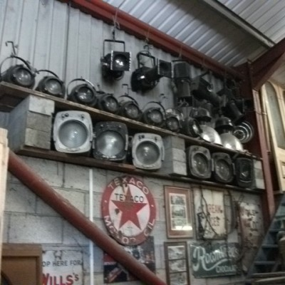 Reclamation Yard Stock or Business Sale
