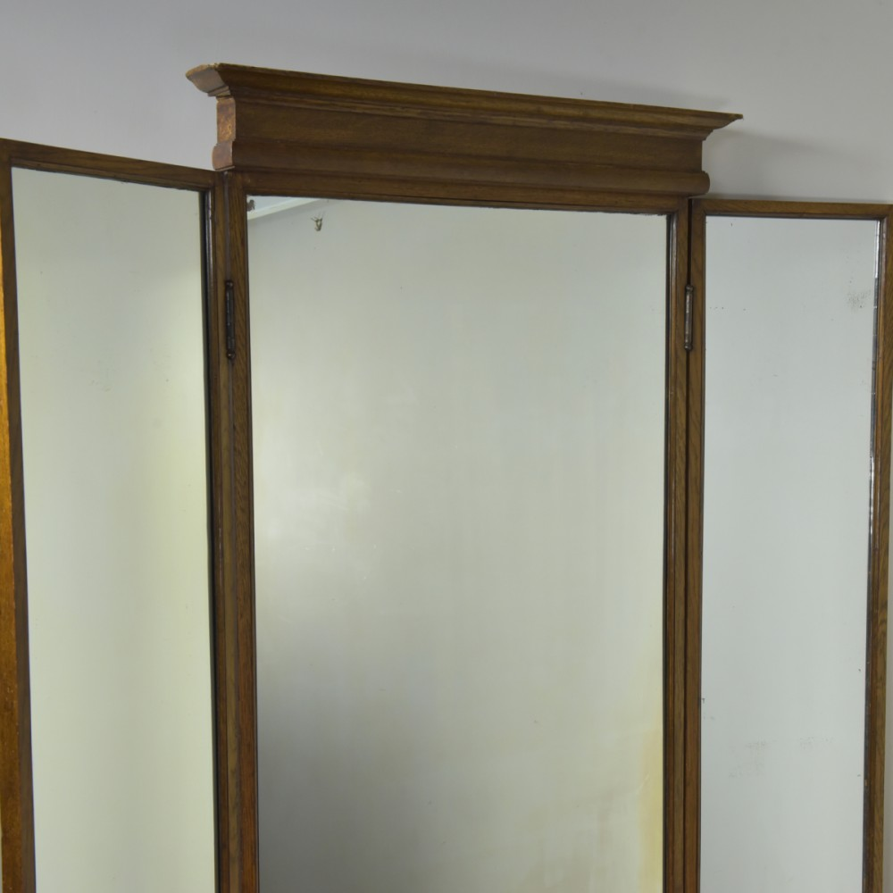 Tryptych Tailors / Dressing Mirror