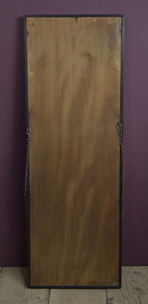 Rowley Gallery Marquetry Mirror