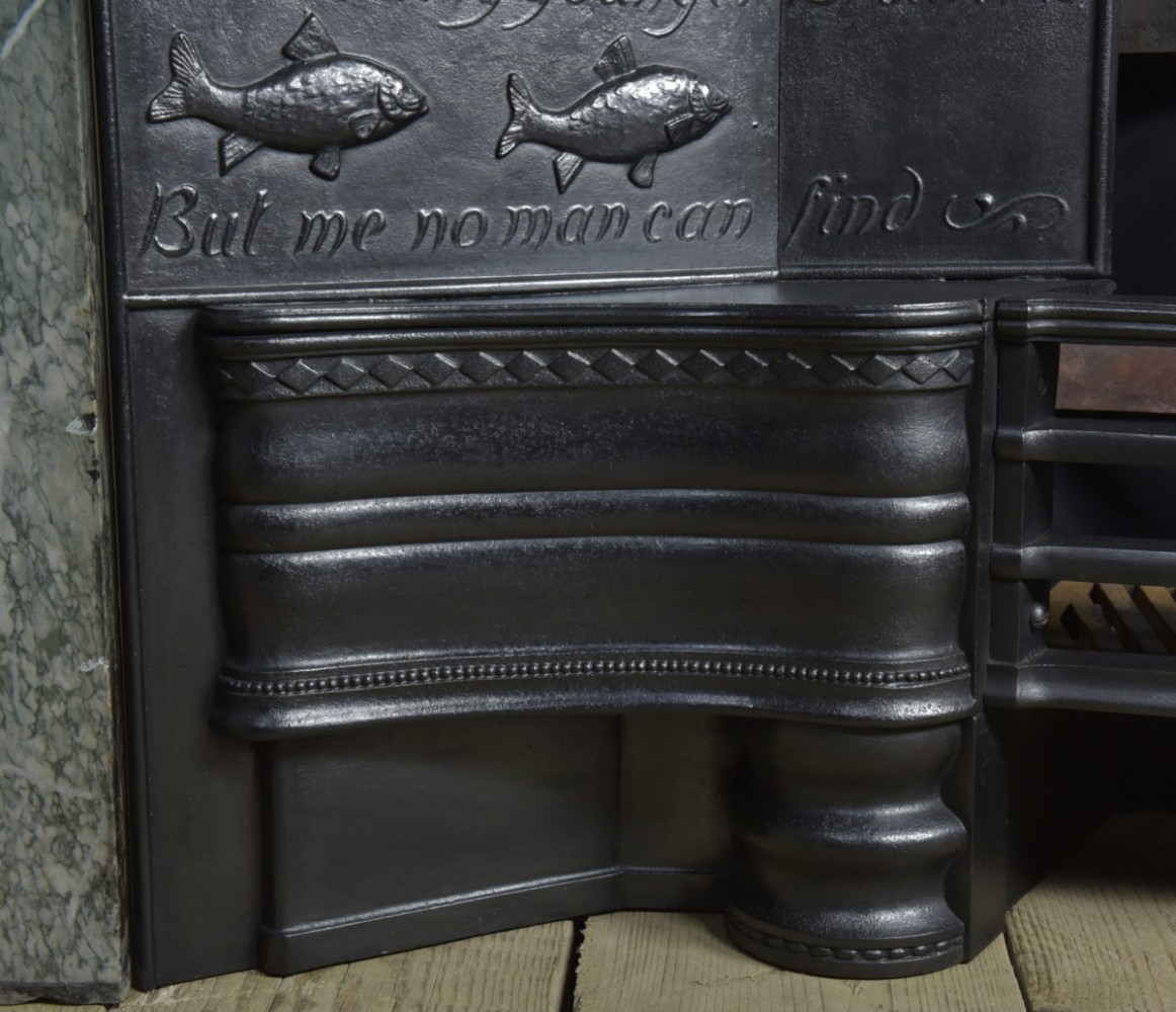Magnificent Arts & Crafts Fireplace
