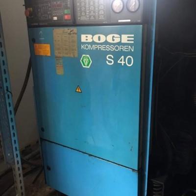 Compressor BOGE S40