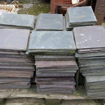 Reclaimed Welsh Slate pieces  - Various Sizes