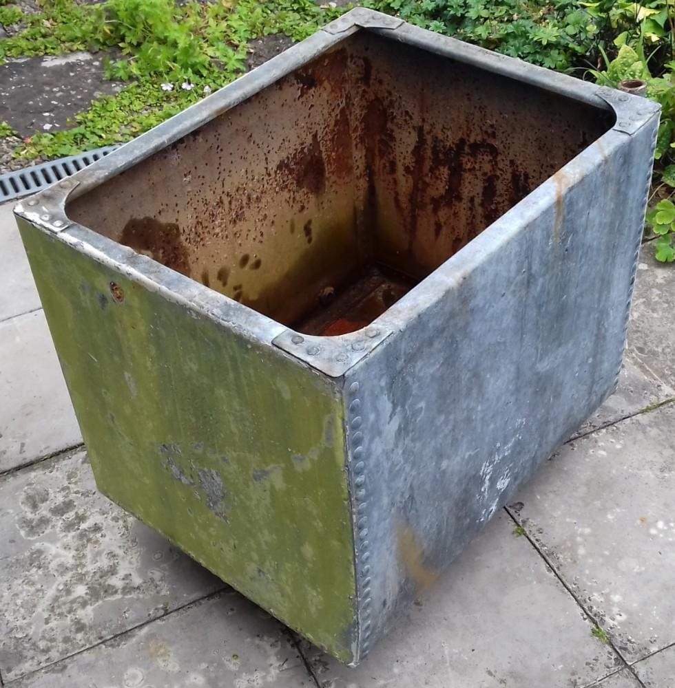 Riveted Galvanized Steel Water Tank