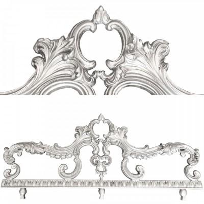 Antique Decorative Cast Iron Balconette Metalwork