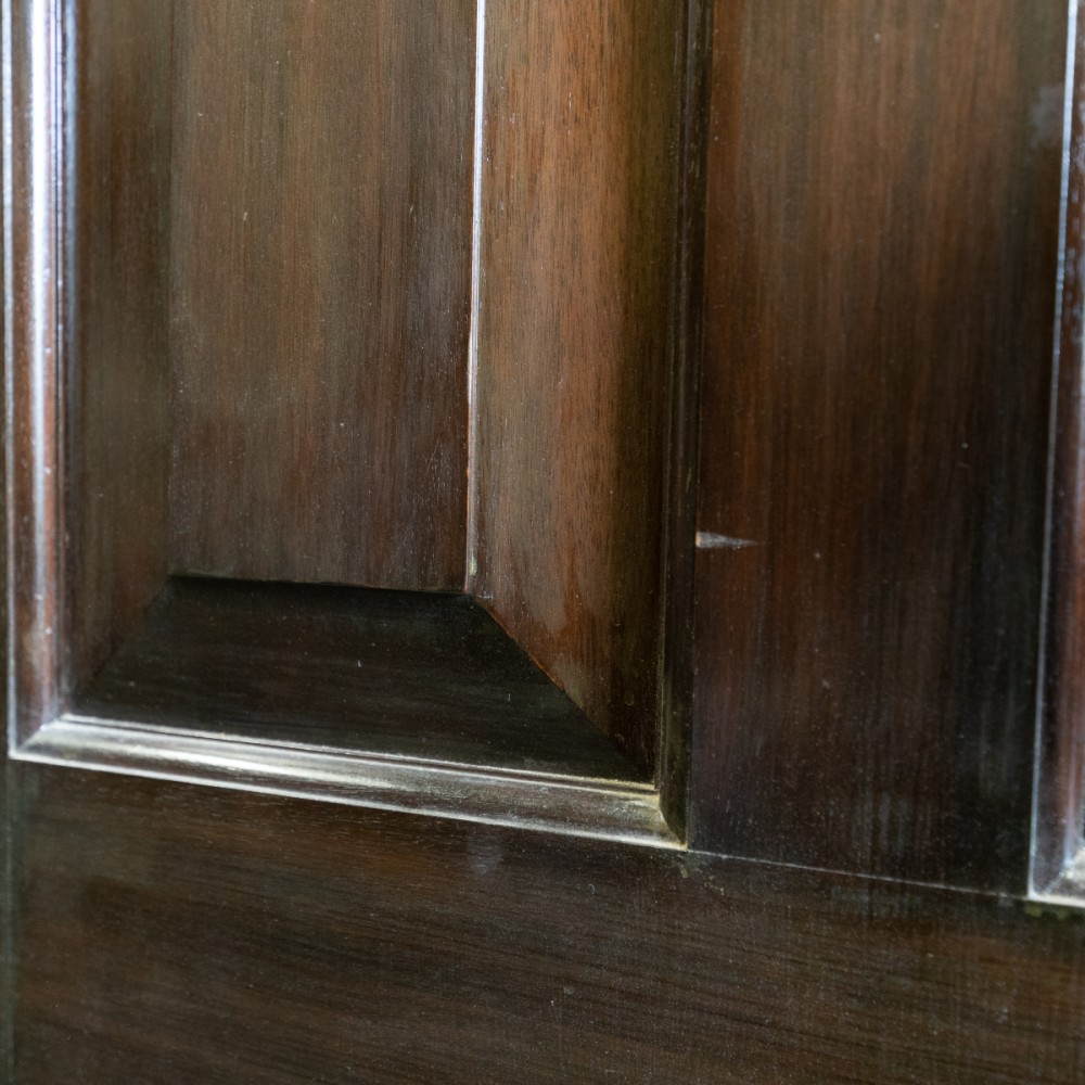 Reclaimed Solid Mahongany SIx Panel Door 196 X 83.5cm(15 available)