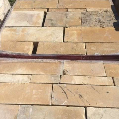 Reclaimed Ashlar