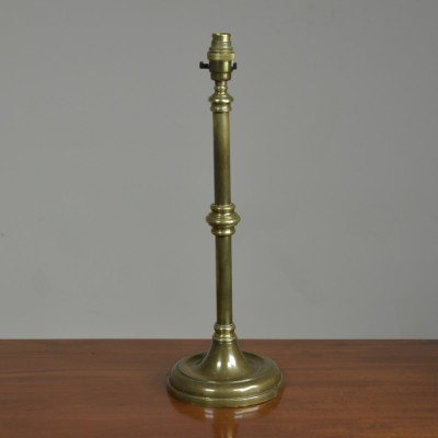 GEC Brass Table / Desk Lamp