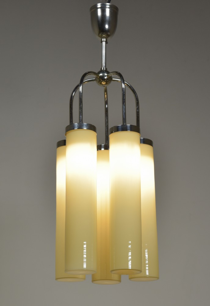 5 Tube Murano Light