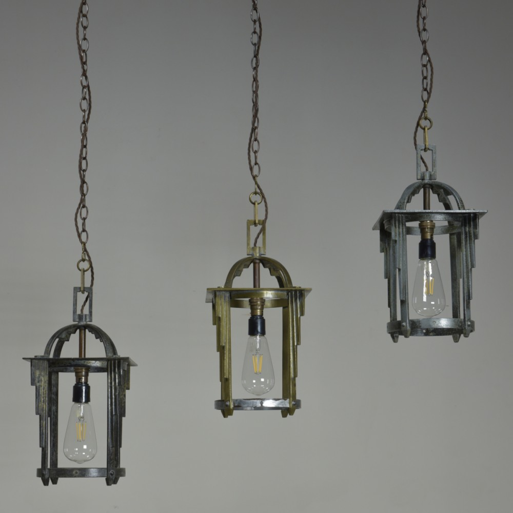 Art Deco Lanterns