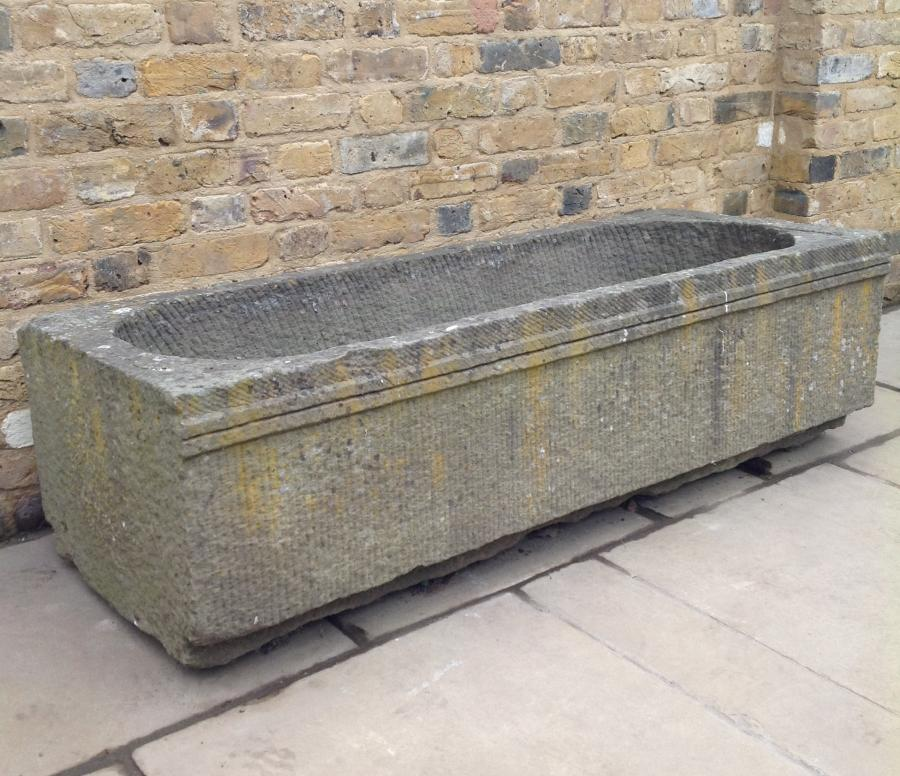 For sale carved stone trough salvoweb uk