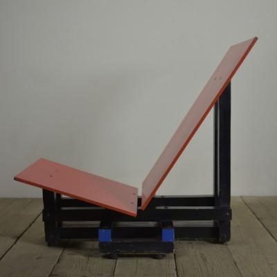 Gerrit Rietveld Chair Homage
