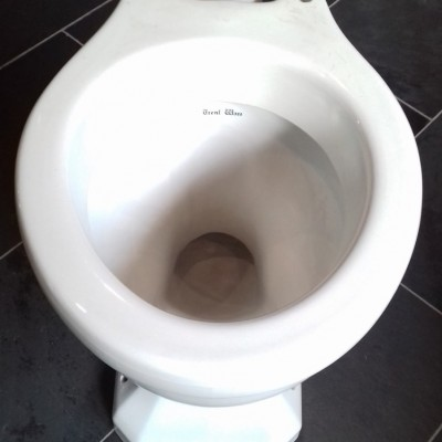 """Trent Ware"" toilet"