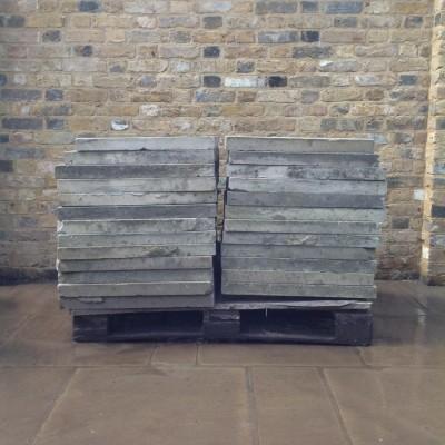 49mm/ 2 inch Six Sided Sawn York Stone