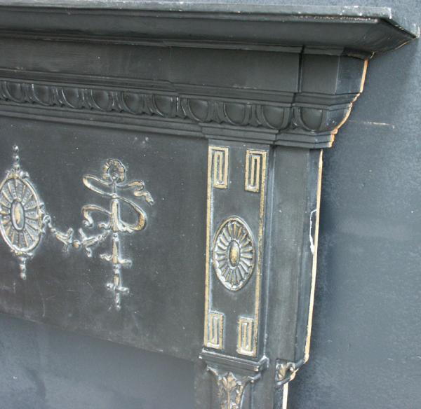 original cast iron surround