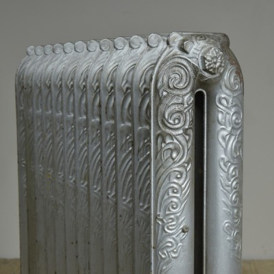 Nouveau Grotto Cast Iron Radiators