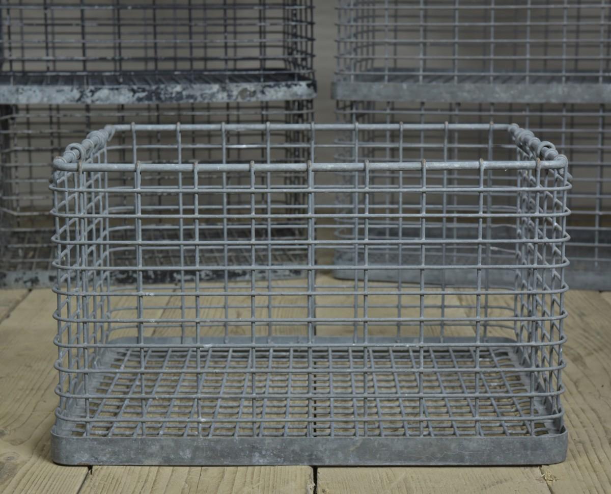 Wirework Baskets - Heavy Duty
