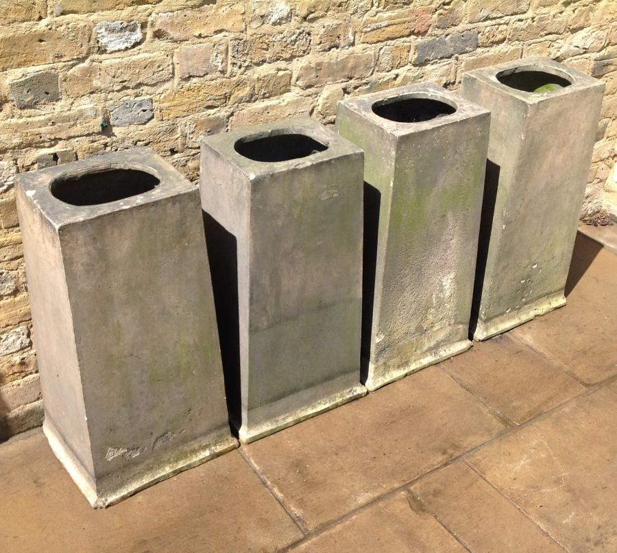 Reclaimed Chimney Pots