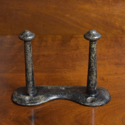 Antique Double Robe / Coat Hook