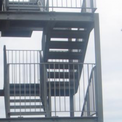 Wanted: Industrial or institutional staircase for dismantling