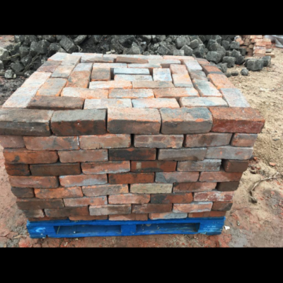large volumes reclaimed wirecut bricks all from same demolition