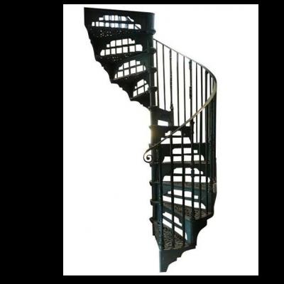 Safety Stairways Cast Iron Spiral Staircase