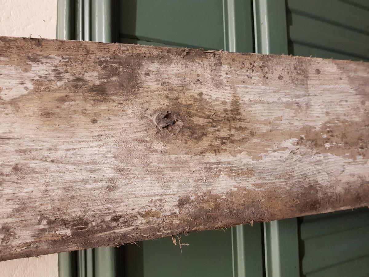 """7"""" Reclaimed roof/floor board"""