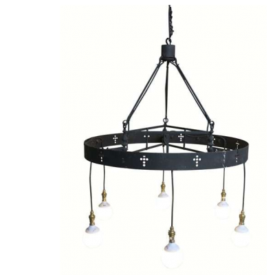 Reclaimed Large Gothic Church Lights
