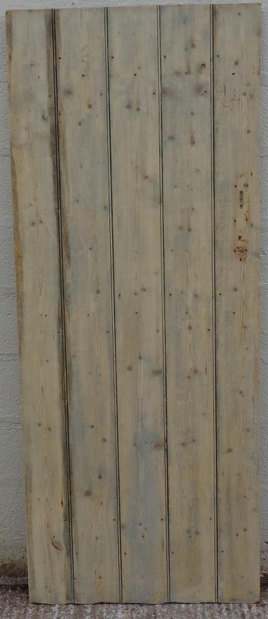 For Sale Ledged Pine Door Salvoweb Uk