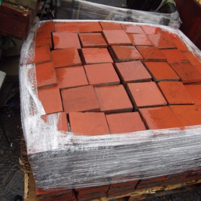 "Quarry tiles reclaimed 6"" quarry tiles"