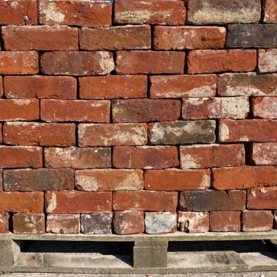 "3"" Reclaimed Handmade Bricks"