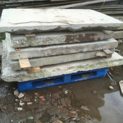 30m2 Reclaimed Large York Stone Flags