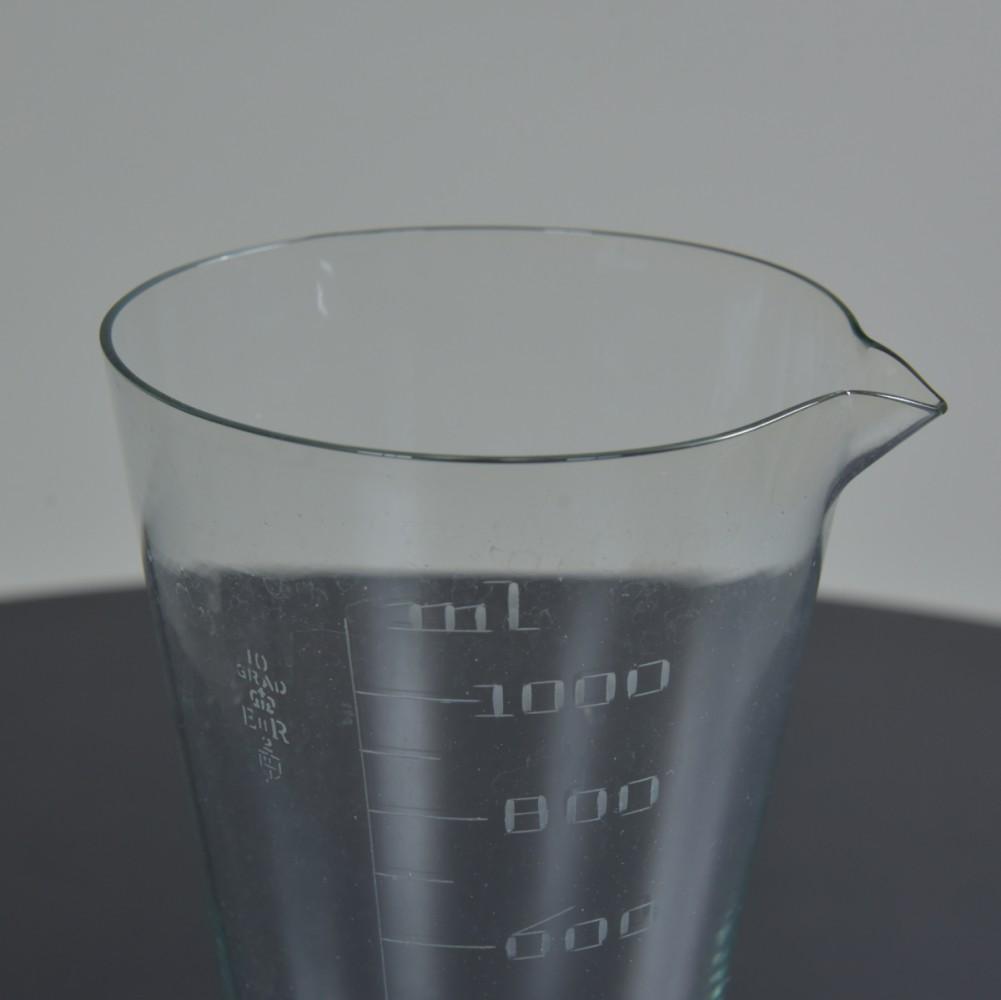 Conical Lab Vase