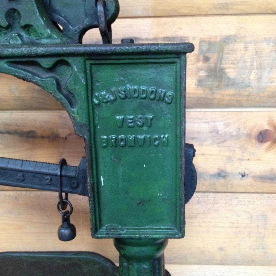 Vintage Industrial Scales