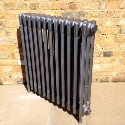 Antique Reclaimed 3 Column Radiator