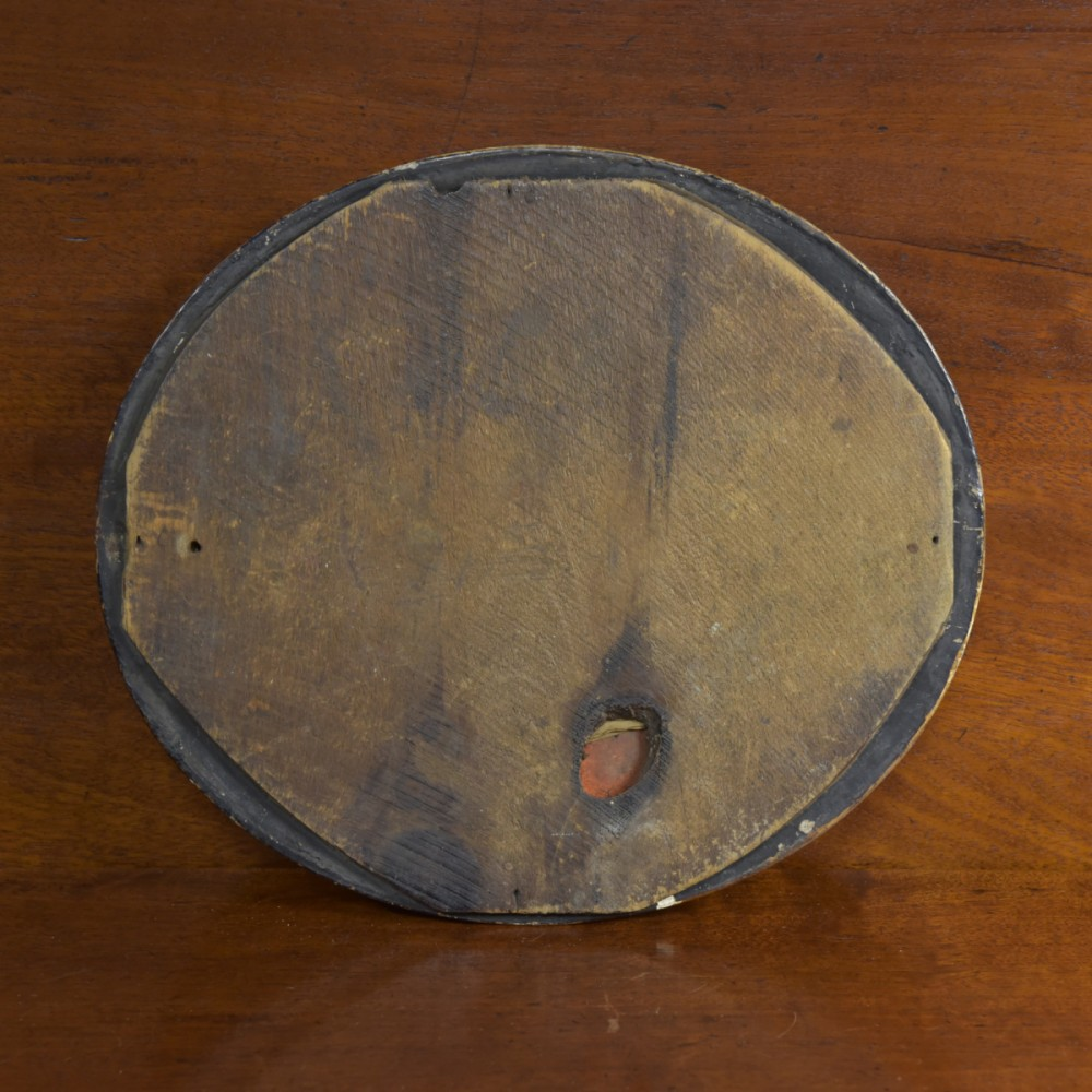 Small Oval Mirror - 19th century