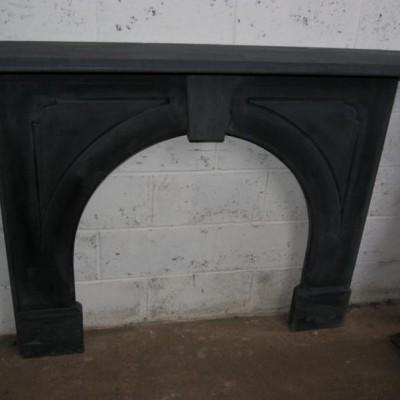slate fire surround