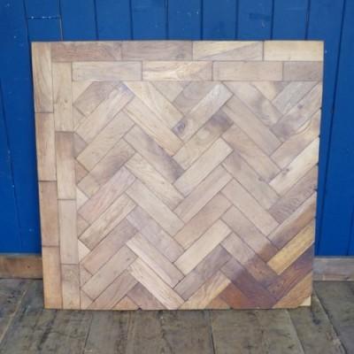 Reclaimed English Oak Parquet Flooring RWI4376