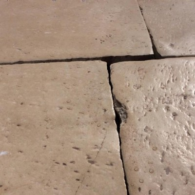 Antique French stone flooring (second face )